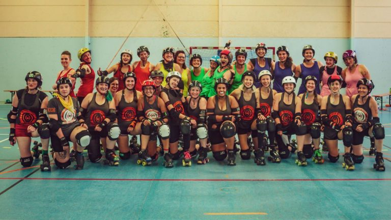 Roller Derby Panthers presents… Le Tournoi des 6 Régions
