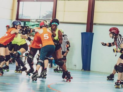 Roller Derby Panthers presents... Le Tournoi des 6 Régions