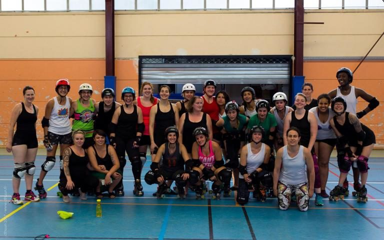 Journée training avec Why So Sirius et Mac Rockett !